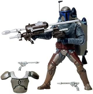 Star Wars Attack of the Clones Jango Fett w/Snap On Armor