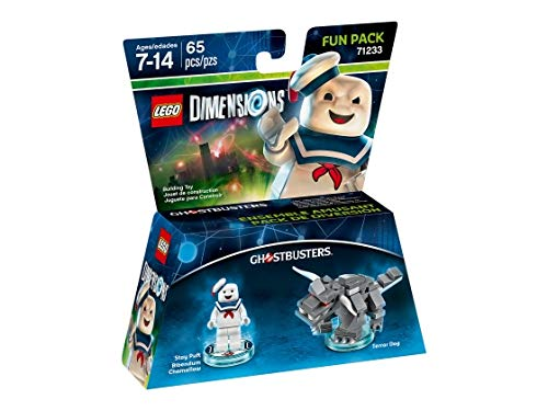 LEGO Dimensions Fun Pack 71233 Ghost Busters Stay PUFT - Multiplataforma con cable
