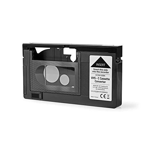 König VHS-C ADAPTOR - Adaptador para cintas
