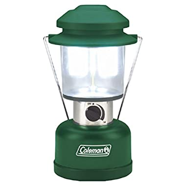 Coleman Twin LED Lantern, Green