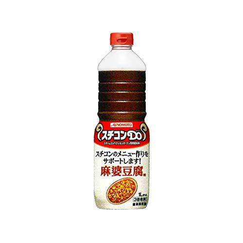 味の素「スチコンDoR」麻婆豆腐用 1Lボトル×6