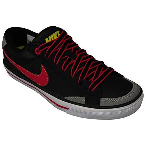 Nike - WMNS Capri II - 407985070 - Farbe: Schwarz-Rot - Größe: 38 EU