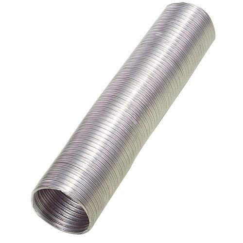 WOLFPACK LINEA PROFESIONAL 2560003 Tubo Aluminio Compacto Gris Ø 120 mm. / 5 Metros