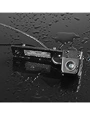L-SHUNBAO 1 set HD bil 170 grader vidvinkel backup backkamera för VW Transporter T5 T30 passar för Caddy Fit för Passat B5 Passar för Touran Jetta