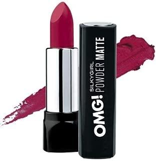 omg lipstick silky girl