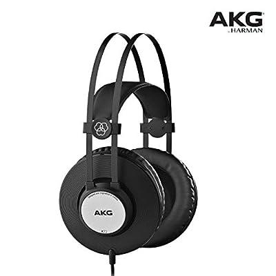 AKG K72 High Performance Closed-Back Monitoring Headphones