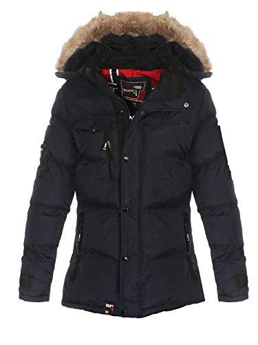 Geographical Norway Bonapart - Chaqueta acolchada de invierno para mujer