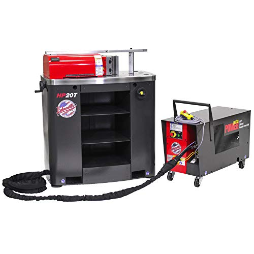 Check Out This Edwards 20-Ton Horizontal Press with Porta Power - 3-Phase, 460 Volt, Model Number HA...