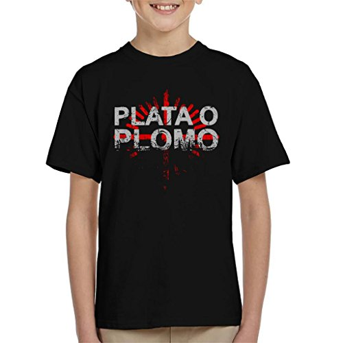 Cloud City 7 Narcos Plata O Plomo Pablo Escobar T-shirt voor kinderen
