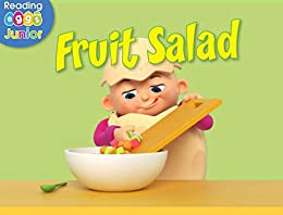 Fruit Salad: A Reggie and Friends Book by [Sara Leman, Reading Eggs]