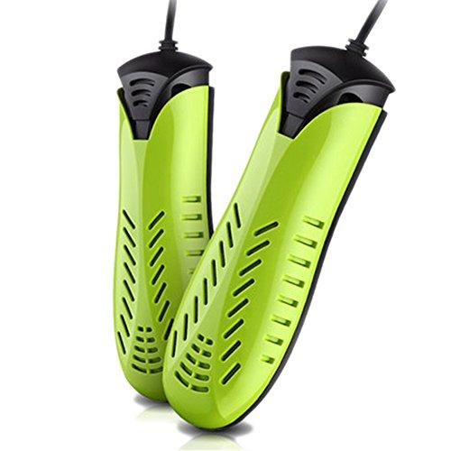 IBalody 20 W Secador de Zapatos Eléctricos 220 V de Doble Núcleo...