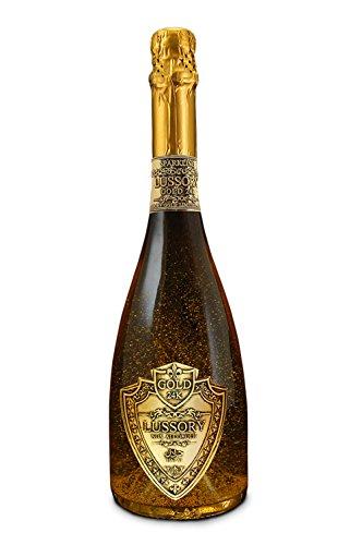 Apéritif à base de vin - Lussory 24 Carat Gold - 75...