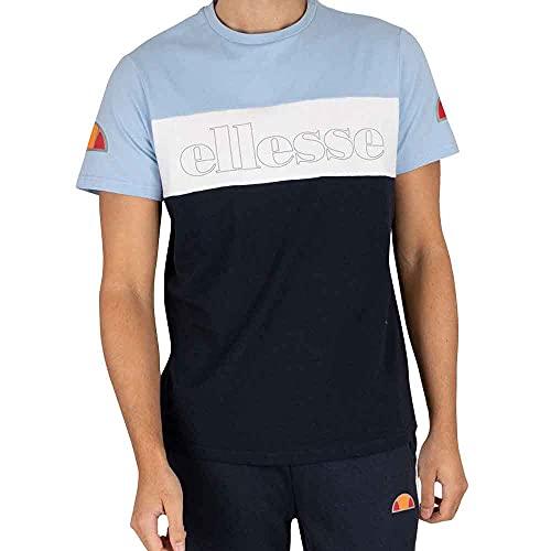 ellesse Pogbino T-Shirt Herren hellblau, L