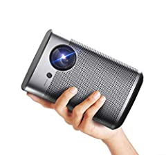 Carried with all-new automatic focus technology, the screen of HALO keeps clarity at any time; You can enjoy large-screen 3D film at any time and place by 3D imaging technology of DLP cinema class active shutter; Support side casting function and it ...