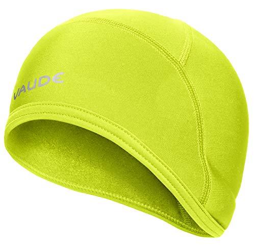 VAUDE Bike Warm Cap Accesorios, Unisex Adulto, Bright Green