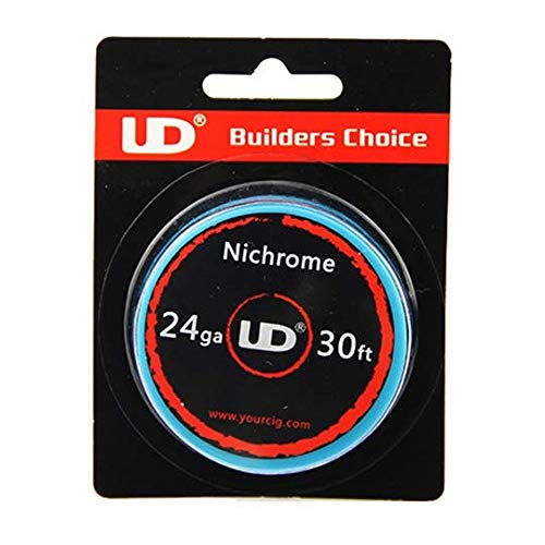 UD Youde Draht, Nichrom NiCr, 22 AWG 22 GA/0,644 mm, 5m-Spule