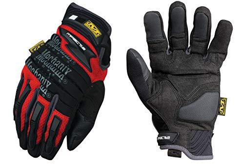 mechanix wear ski gloves Mechanix Wear - M-Pact 2 Work Gloves (XX-Large, Red)