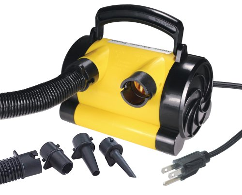 Airhead AHP-120 Kwik Tek Air Pump Canister (120-Volt), Yellow