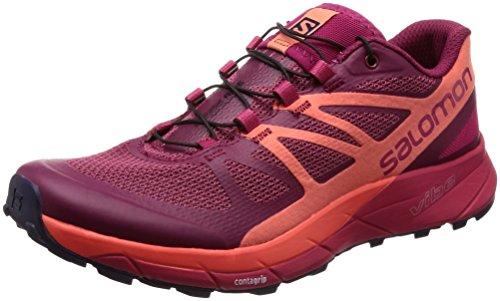SALOMON Sense Ride W, Zapatillas de Trail Running Mujer