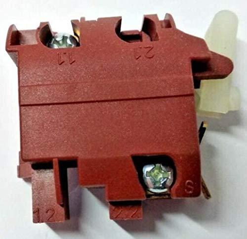 Interruptor para Bosch GWS 6, 7, 8, 9, 10, 11, 14-115, 125, 150, GGS 27, GEB, GEX, GNA, GNS, GNF20CA