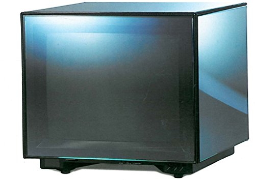 Brionvega Cubo Glass TV CRT 14