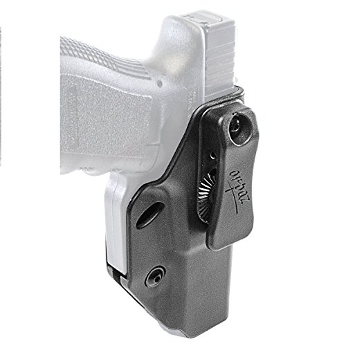 orpaz defensa activa Retention Roto Holster con de pol/ímero de rotaci/ón Tactical Paddle Tention Ajustment para Sig Sauer P320//P250/tama/ño completo y compacto