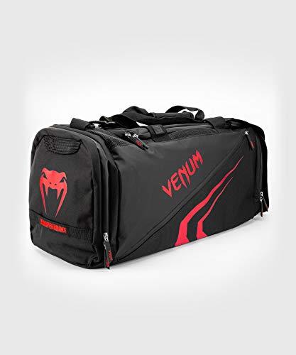 Venum Unisex-Adult Trainer Lite Evo Sporttasche, Schwarz/Rot, eine Größe