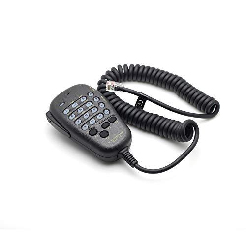 Kymate MH-48A6J - Micrófono de altavoz con botón para Yaesu FT-7800R FT-8800R FT-8900R FT-7900R FT-7100M1 FT-1900R FT-2600 FT-2800 FT1802 FT-1807 Mobile Radio micrófono de mano