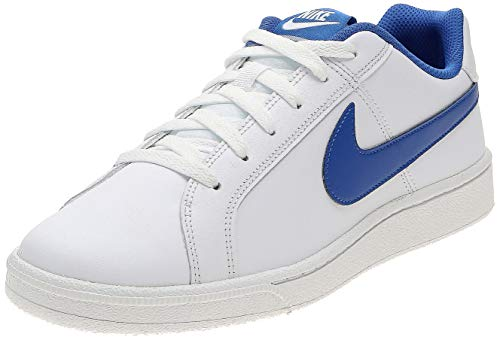 Nike Court Royale, Zapatillas de Gimnasia para Hombre, Blanco (WhiteGame Royal), 44 EU