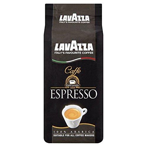 Lavazza Caffe Espresso Ground Coffee (250g) - Pack of 2