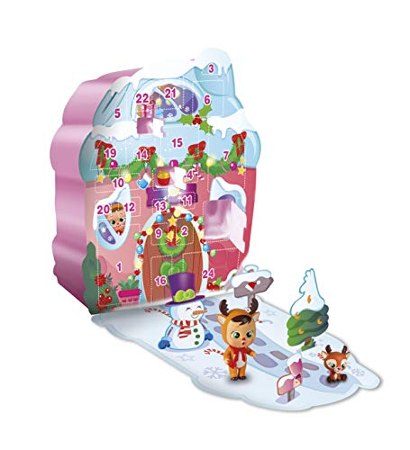 IMC Toys 91948IM - Cry Babies Magic Tears Ruthy's Adventskalender