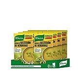 Knorr - Las Cremas - Selección de verduras - 1 l - [Pack de 8]