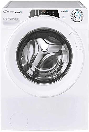 Candy Rapido  RO4 1274DXH5 S lavatrice slim, 7 kg, 1200 giri min, classe A+++ (-20%)