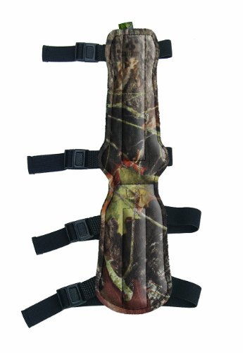Allen Company Molded 4-Strap Archery Armguard, 12'
