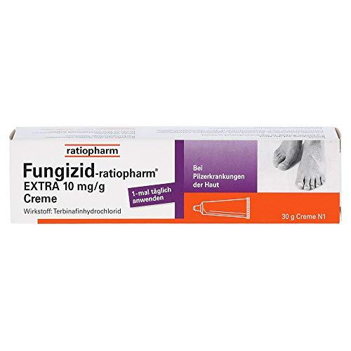 FUNGIZID-ratiopharm Extra Creme 30 g Creme