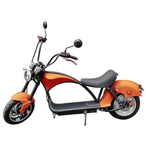Deggelbam E-Scooter Chopper mit Straßenzulassung LED Version (E-Bike, Scooter, Motorrad, Kleinkraftrad)