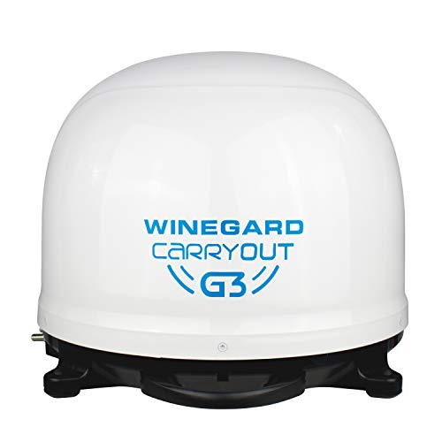 Winegard Company GM-9000 Carryout G3 Portable Automatic Satellite...