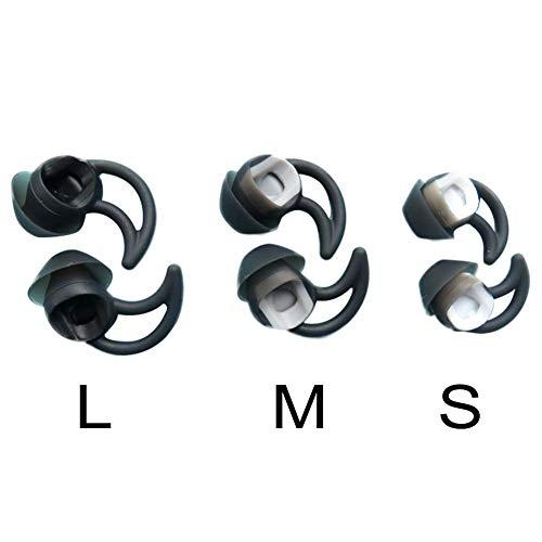 Tappi per le orecchie in silicone Cover Cover protettiva anti goccia per cuffie Bose QC20 QC30