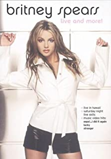 Spears, Britney - Live and More ! [DVD]