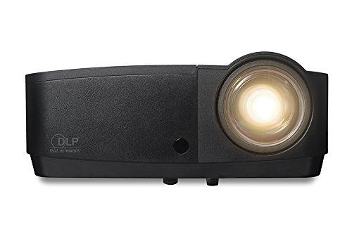 InFocus IN128HDSTx 1080p DLP Short Throw Network Projector, 3500 Lumens, 15000:1 Contrast Ratio