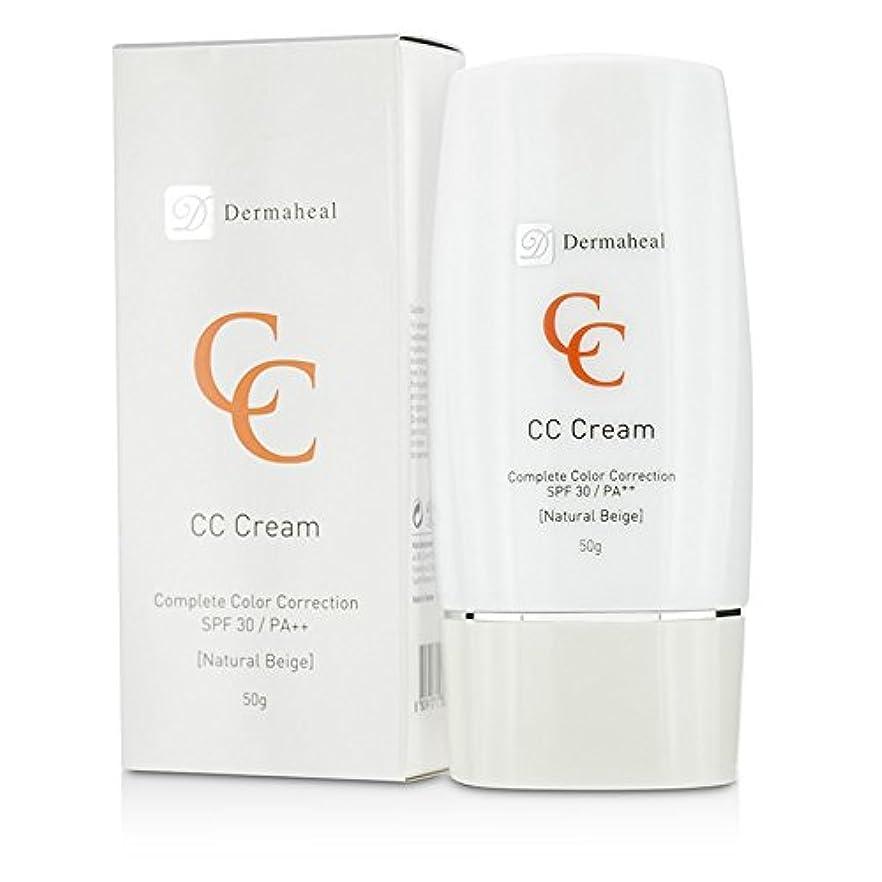 記念スーパーマーケット衝撃ダーマヒール CC Cream SPF30 - Natural Beige 50g/1.7oz並行輸入品