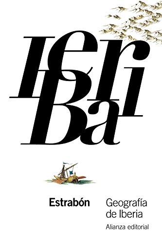 Geografía de Iberia (El libro de bolsillo - Clásicos de Grecia y Roma)