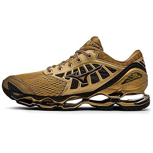 Tênis de Corrida Masculino Mizuno W Prophecy 9 Golden Run