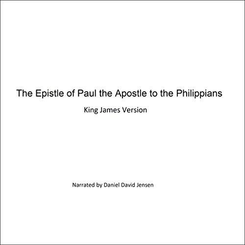 The Epistle of Paul the Apostle to the Philippians Titelbild