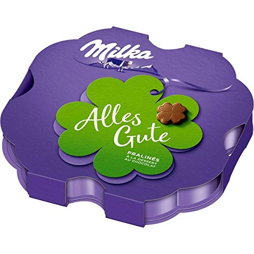 Milka Alles Gute Dessert au Chocolat, 12er Pack (12 x 44 g)