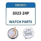 Original SEIKO Capacitor Battery 3023.24P