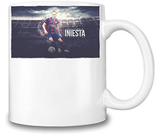 Andress Iniesta FC Barcelona Tasse