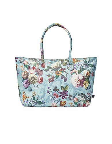 Essenza Shopping Bag Jill Fleur/hengseltas met bloemen patroon/verfijnde shopper
