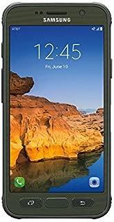 Samsung Galaxy S7 Active 32GB Camo Green GSM Unlocked (Renewed)