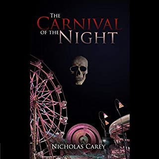 The Carnival of the Night audiobook cover art
